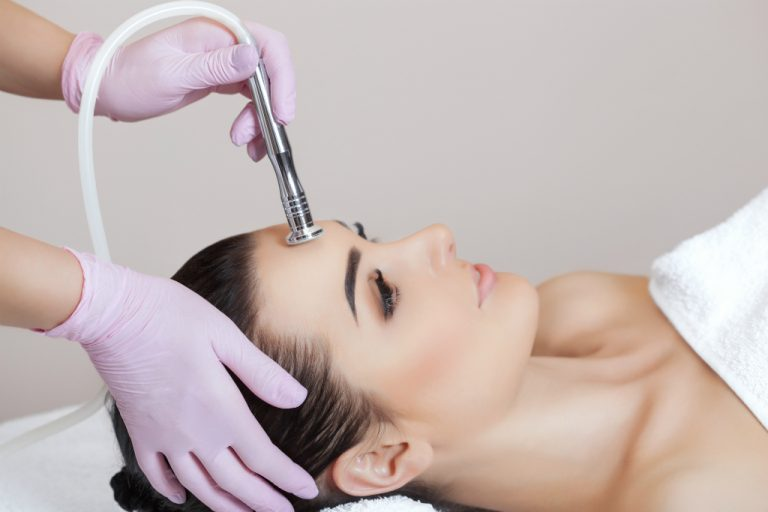Microdermabrasion, Facial, Vaughan Aesthetic Clinic